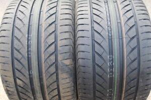 NEW 295 30 18 Bridgestone, Potenza S-02A x2, Pair, Porsche Rated N-3, Overstock