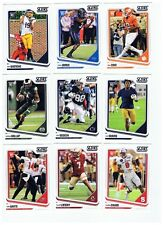 2018 SCORE NFL ROOKIE CARDS - YOU PICK THREE(3) YOU NEED
