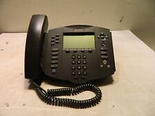 Polycom 2201-11601-001 SoundPoint IP 601 SIP Business Phone 30 Day Warranty