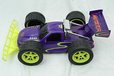 Tyco R/C Mutator mhz 49 Purple Home Alone 3 No Remote Car Only