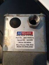 AUTOFLAME MM10004/D MM/EGA SYSTEM