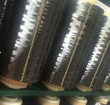 1pc * 30m Length 12K Carbon Fiber Tow filament Yarn thread tape 4000MPa 800TeX
