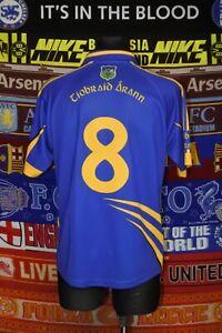 5/5 Tipperary GAA adults M #8 retro gaelic football shirt jersey trikot