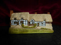 LILLIPUT LANE Anne Hathaway Cottage Miniature Masterpieces [1984 Stamp] Lovely!