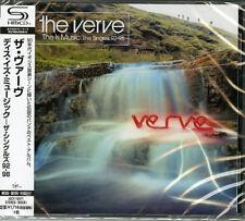 VERVE-THIS IS MUSIC: THE SINGLES 92-98-JAPAN SHM-CD BONUS TRACK D50