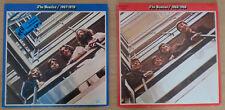 Schallplatte, LP, The Beatles 1967-1970 blaues Album / 1962-1966 rotes Album