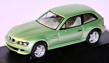 BMW Z3 M Coupe E36/8 1998-2002 palmettogrün Green Metallic 1:87 Herpa