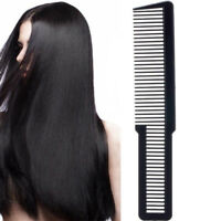 Professional Flat Top Styling Salon Barber Clipper Cutting Hair Comb Tool.