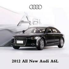 1/18 2012 Audi A6L Diecast Metal Model Car Collections Toy for Boys & Girls