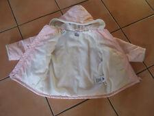 Veste manteau ADIDAS  blouson vêtement enfant fille 2 ans  rose pâle
