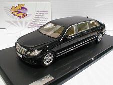 GLM 203502 # Mercedes-Benz W 212 Binz E-Klasse lang Baujahr 2012 in schwarz 1:43
