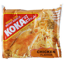 KOKA ORIENTAL STYLE INSTANT NOODLES CHICKEN FLAVOUR - 30 PACKETS