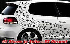 88 Stelle Star Adesivi Auto Set Adesivo Tuning Shirt Stylin ' adesivo tribale e