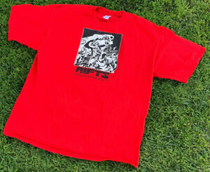 VTG 1990 Palladium Books Presents Rifts Promo Movie T-Shirt Roleplaying RPG 2XL