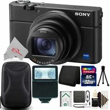 Sony Cyber-shot DSC-RX100 VI 20.1MP Digital Camera with Top Accessory Kit