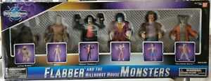 FLABBER & THE HOUSE MONSTERS - BEETLEBORGS 1997 NRFB