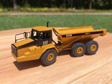 1/87 Ccm Caterpillar D250E Articulated Dump Truck Classic Construction Brass Ho