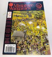 Miniature Wargames Number 84 May 1990 oop SC