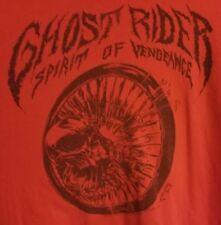 GHOST RIDER: SPIRIT OF VENGEANCE Marvel Comics 2011 Shirt Mens Size L