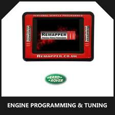 Land Rover - Customized OBD ECU Remapping, Engine Remap & Chip Tuning Tool