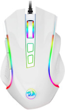 Redragon M602 RGB Wired Gaming Mouse RGB Spectrum Backlit Ergonomic Mouse