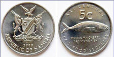 Namibia 2000 5 Cents Uncirculated (KM16)