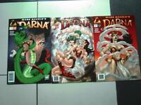 rare 2013 SET of 3 Darna COMICS Mars Ravelo's Komiks Wonder Woman brand new