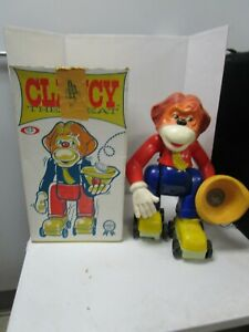 Vintage 1963 Ideal  *CLANCY THE GREAT WITH BOX*