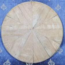 Holz Eisstock Platte Birne Curling