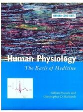 Human Physiology: The Basis of Medicine (Oxford Core Texts),Gillian Pocock, Dr.