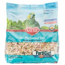 LM Kaytee Forti-Diet Pro Health Parrot Food with Safflower  4 lbs