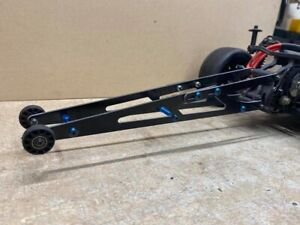 "Factory Works 10"" Wheelie Bar- AE DR10 Street Eliminator No Prep Drag- NO WHEELS"