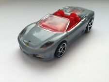 Hot Wheels Ferrari 430 Spider Cabrio 2007 grau-met.