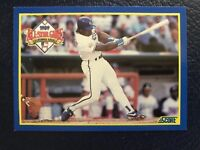 BO JACKSON Royals  1990 Score All-Star MVP #566   w/Top Loader
