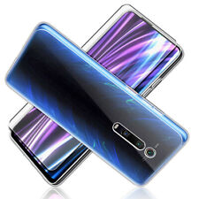 SDTEK Case for Xiaomi Mi 9T + Glass Screen Protector Clear Gel Cover