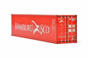 WSI | 04-2034 Premium Line 40ft Container 1:50 Scale Basic Line