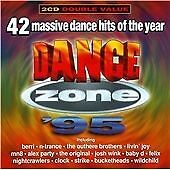 Various : Dance Zone 95 CD Value Guaranteed from eBay's biggest seller!