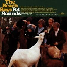 Beach Boys Pet sounds (1966; 16 tracks) [CD]