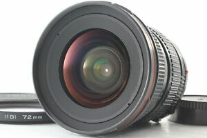 [Almost MINT] Canon New FD NFD 20-35mm f/3.5 Wide Angle Prime Lens From JAPAN