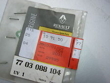 RENAULT LAGUNA MK I BUFFER BONNET RUBBER STOP BUFFER GENUINE NEW 7703088104