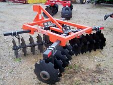 New Dirt Dog Hd 7 ft. (3 point) 200-9 Disc Harrow -Can ship very inexpensive!