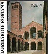 EDITION ZODIAQUE. LOMBARDIE ROMANE. SANDRO CHIERICI.
