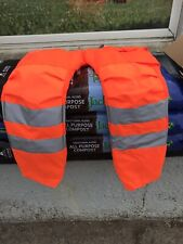 New boxed Stihl chainsaw trousers Hivis design C class 1 size waist 36-38