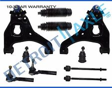 99-07 Silverado Sierra 1500 Front Lower Control Arm Ball Joint TieRod Kit 2WD