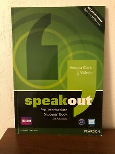 SpeakOut Pre-Intermediate Students' Book with DVD-ROM and Active Book
