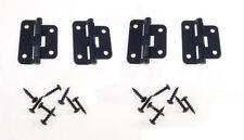 4 Geniune Penn Elcom P0625K Black Take-Apart /2 Piece Lift Off Hinge W/ Screws
