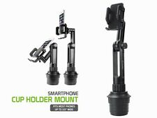 Universal Long Extended Car Cup Mount Stand for Samsung Galaxy S8 / S8+ / S7