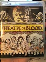 Theatre of Blood Blu-ray Twilight Time, Limited Edition 3000 Only NEW/SEALED