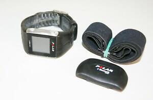 POLAR V800HR Trainingcomputer Fitnessarmband Brustgurt  schwarz D7
