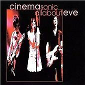 All About Eve - Cinemasonic (2003)  CD  NEW/SEALED  SPEEDYPOST